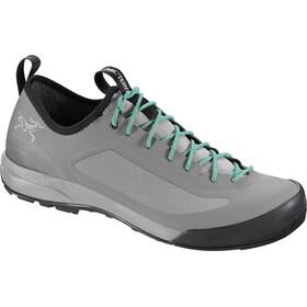 Arc'teryx Acrux SL Approach Shoes Women Pebble Arc/Flint
